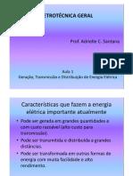 Aula_1-1 - Geração, Transmissão e Distribuição de Energia Elétrica