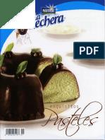 Pasteles Lechera...