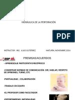 PRESENTACIÓN CURSO HIDRAULICA