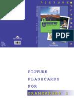 Grammarway 1 Picture Flashcards 112