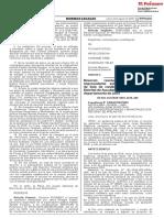 Revocan resolución que declaró improcedente solicitud de inscripción de lista de candidatos para el Concejo Distrital de Aucallama provincia de Huaral departamento de Lima