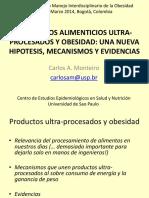 Monteiro Ultraprocesados y Obesidad