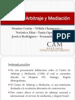Centro de Arbitraje y Mediación