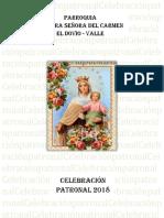 Virgen Del Carmen Julian