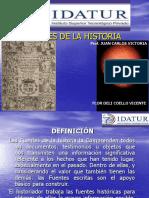 FUENTES DE LA HISTORIA.ppt