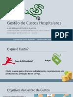 Gestão de Custos Hospitalares