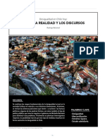 Desigualdad en Chile hoy