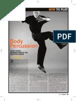 122961785 Body Percussion Basic