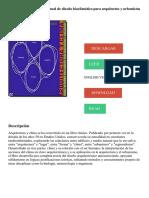 Arquitectura y Clima_ Manual de Diseño Bioclimático Para Arquitectos y Urbanistas PDF - Descargar, Leer