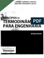Moran e Shapiro - Princípios Da Termodinâmica - 7ªed