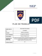 Formato Plan de Trabajo 2018