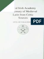 Libri Epistolarum Sancti Patricii Episcopi (Book of Epistles by Saint Patrick the Bishop)