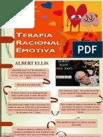 Terapia Racional Emotiva (ABC)