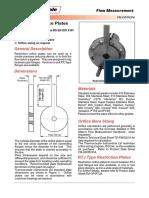 Restriction Orifice Datasheet.pdf