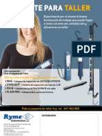 Ryme Lighting Campaign Brochure
