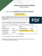 2017 1 Settembre Giunta 115 Cpresente Caltanisetta Bologna Sindaco Stefano Maggiore Antonino Croce Capo Ragioneria Bilancio Consuntivo 2016