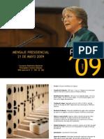 Graficos Encuesta Nacional Mayo 2009