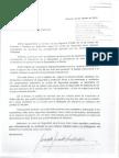 Carta del ministre Grande-Marlaska al president Quim Torra