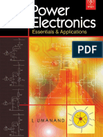 Power Electronics Essentials and Applications