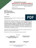 Surat Pembicara & Sponsor (Print Hal 1 Dan 18-21