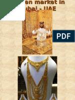 Golden market in Dubai.pps