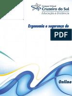 Ergonomia- Unidade 1,1