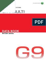 Data Book City Multi g 9