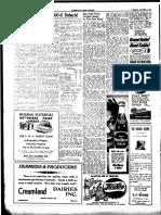 Farmington Times Hustler reports on Farmington defeating Bayfield in 1947