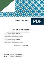 Games Mitosis