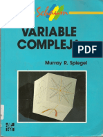 Variable Compleja Murray