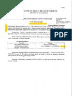 2017 9 Ottobre Giunta 125 Presente Caltanisetta Assesgnazione Contributi Rischio Sismico Scuole
