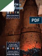 Canción de Hielo y Fuego - Reglas de Inicio Rápido.pdf