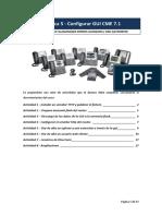 Configuración de GUI CME