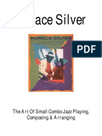 Horace Silver - The Art Of Small Combo Jazz Playing, Composing And Arranging - Written by Horace Silver.pdf