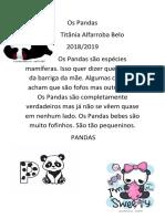 Os Pandas.docx
