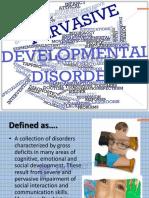 Pervasive Development Dosorder