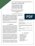 Informe 10 - Máquinas DC II