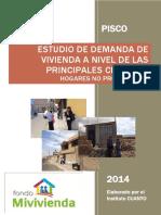 20 Informe Final No Propietarios Pisco Fondo Mivivienda