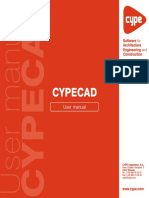 CYPECAD - User's Manual