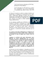 Declaración Javiera Blanco