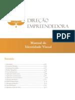 Manual de Identidade Visual, 2017, Direção Empreendedora