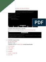 3. Modul FTP Server