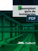 Basorplast Guia de Instalacion Basor Bandejas Pvc