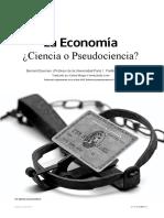 Ee 38 La Economia Ciencia o Pseudociencia
