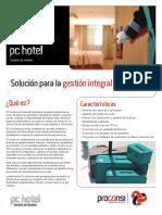 Software de Gestión Para Hoteles i Pchotel