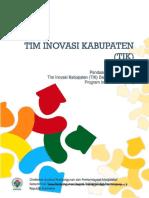 Modul Orientasi Tim Inovasi Kabupaten