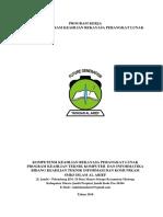 Program Kerja Tahunan. TA 2018-2019