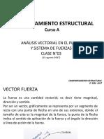Clase N°03_ Comportamiento Estructural (A)_ 21.08.2017