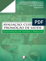 Avaliacao Cuidado e Promocao de Saude - 379pg