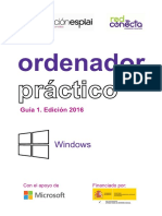 Ordenador Práctico 1 - Windows 10